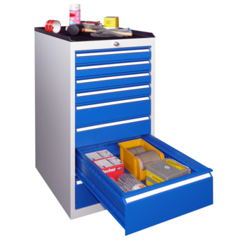 Beispielabbildung Werkzeug-Schubladenschrank, 1.000x500 mm