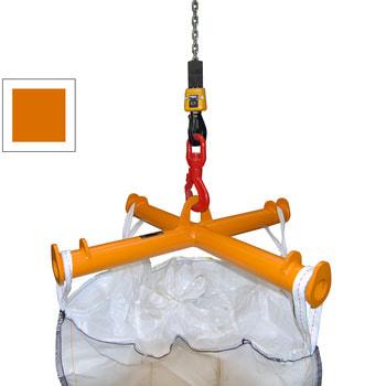Big-Bag-Traverse in gelborange