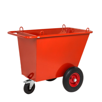 Abfallwagen, 400 l Volumen