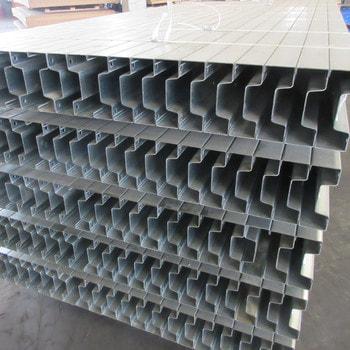 Gebrauchte Sigma Profil S 160 Nebenträger Träger Pfetten Stahlträger Länge ca. 2.790 mm - 160x60x2mm