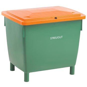 Abbildung zeigt Universalbehälter mit Deckel in der Ausführung 400 Liter Volumen