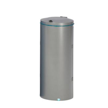 Abfallsammler - Silber