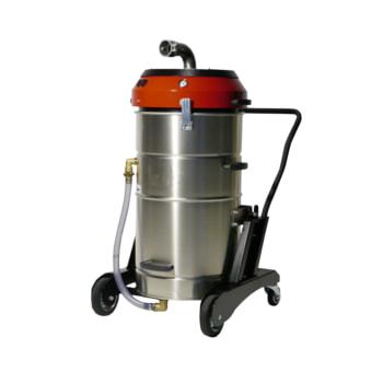 Industriesauger - Späne-Flüssigkeitssauger - 3.600 W - Volumen 120 l - 1.050 x 500 x 600 mm (HxBxT)