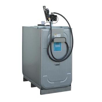 Diesel Tankstation mit Automatik Zapfpistole, 50 l/min