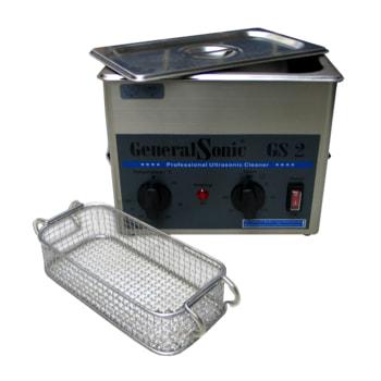 Ultraschall Reinigungsgerät, Tankvolumen 2 l