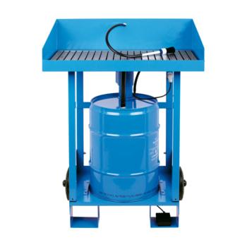 Teilereiniger - Teilewaschgerät - 1 x 50 l Fass Purgasol - Traglast 100 kg - Arbeitshöhe 920 mm