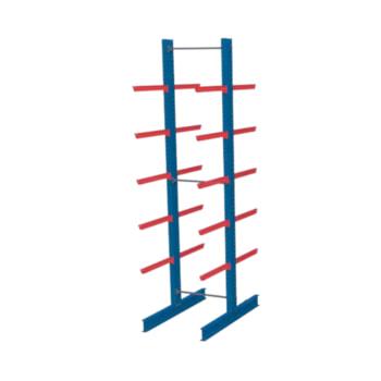 Abbildung zeigt Grundregal Doppelseitig in abweichender Größe