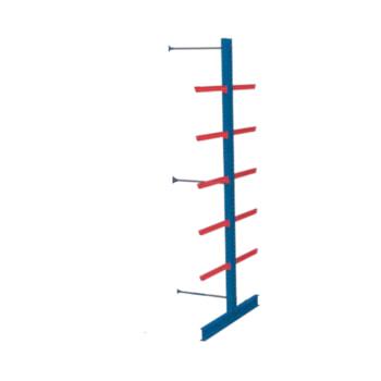 Abbildung zeigt Anbauregal Doppelseitig in abweichender Größe