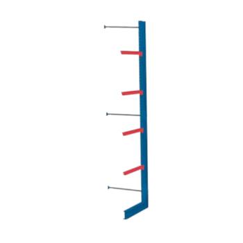 Abbildung zeigt Anbauregal Einseitig in abweichender Größe