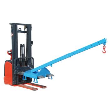 Der Lastarm ermöglicht den Transport kranbarer Güter mit dem Gabelstapler (Die Farbe entnehmen Sie bitte der Beschreibung)