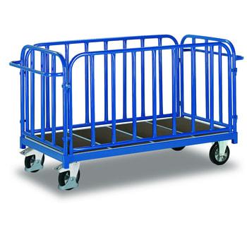Vierwandwagen - Gitter-Transportwagen - Streben - Maße und Traglast wählbar