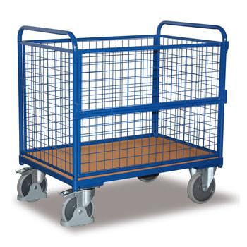 Beispielabbildung Drahtkastenwagen: erhältlich in 2 Größen