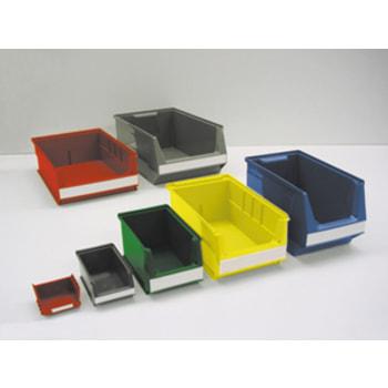 Sichtlagerkästen, Sortierkästen (HxBxT) 130x150x230 mm - Farbe wählbar - 25 Stk.