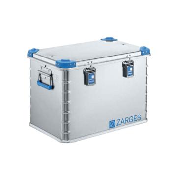 Beispielabbildung Eurobox, hier in der Variante Höhe 410 mm, Breite 600 mm, Tiefe 400 mm