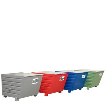 Stapelkipper 2.000 l - Farbe wählbar - 2t - 1,2x2x1mm - 3fach stapelbar - Stapelbehälter