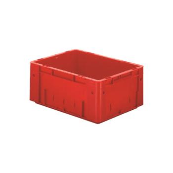 Beispielabbildung Schwerlast Eurobox, 175 x 300 x 400 mm: hier in der roten Ausführung