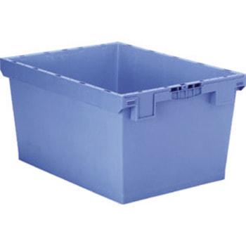Euronorm-Mehrwegbehälter - Volumen wählbar - ohne Deckel - Transportkasten - blau