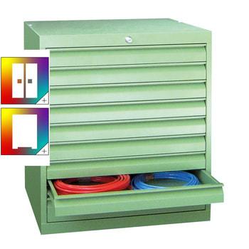 Beispielabbildung Werkzeug-Schubladenschrank, 800x715 mm