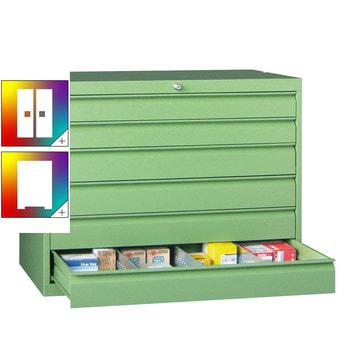 Beispielabbildung Werkzeug-Schubladenschrank, 800x1.023 mm