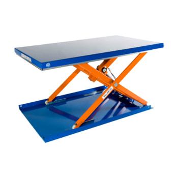 Flachform Hubtisch - geschlossene Plattform - 900 x 1.500 mm (BxT)