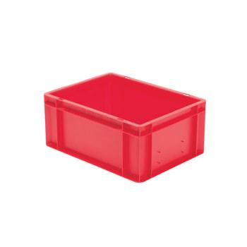 Beispielabbildung Eurobox, 175 x 300 x 400 mm: hier in der roten Ausführung