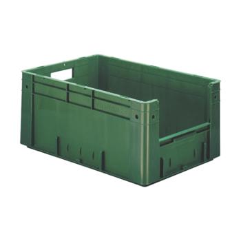 Beispielabbildung Schwerlast Eurobox, 270 x 400 x 600 mm: hier in der grünen Ausführung