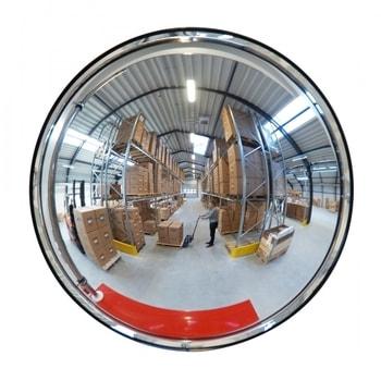 Abbildung zeigt Raumspiegel mit 400 mm Durchmesser