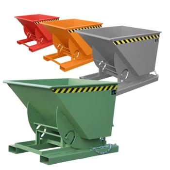 Muldenkippbehälter - 750 l - 1.000 kg - Muldenkipper - Selbstkipper - Farbe wählbar