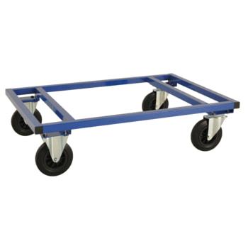 Palettenwagen in blau, für EUR Palette
