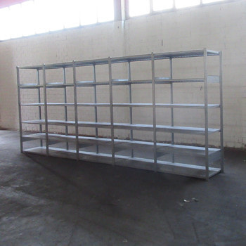 Steckregal - 2.100 x 5.000 x 600 mm - 30 Fachböden - Regal - Fachbodenregal - Dexion HI280