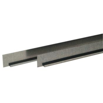 Hinterer Anschlag - Fachbreite 875 mm - für Stahlfachböden und Paneel