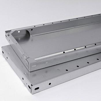 Fachboden für Steckregal - verzinkt - Fachlast 250 kg - (BxT) 1.285 x 400 mm