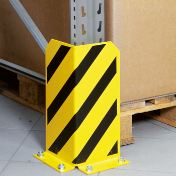 Zubehör ARTUS - Anfahrschutz für Ecken - Rammschutz - inkl. 4 Bodenanker