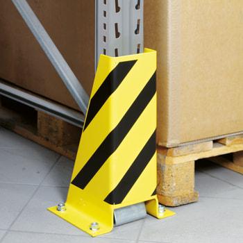 Zubehör ARTUS - Anfahrschutz für Zwischenständer - U-Form - Rammschutz - inkl. 4 Bodenanker
