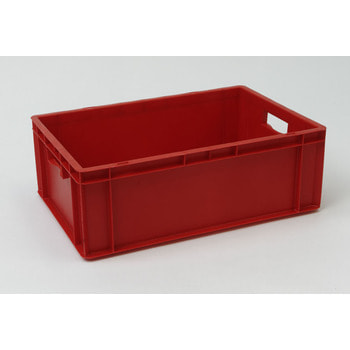 Eurobehälter, Größe 5, 210 x 400 x 600 mm (HxBxT), rot