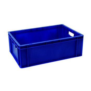 Eurobehälter, Größe 5, 210 x 400 x 600 mm (HxBxT), blau
