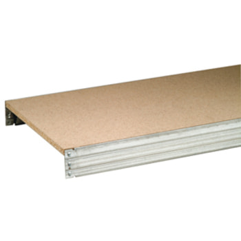 BERT-Fachebene/Paneel 250 kg für Regalfeld 1.285 x 400 mm (BxT)