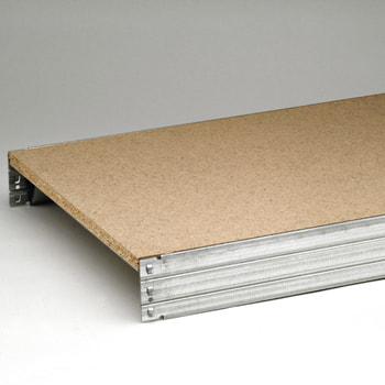 BERT-Fachebene/Paneel 350 kg für Regalfeld 1.285 x 400 mm (BxT)