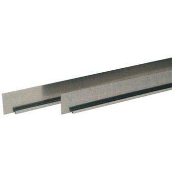 Hinterer Anschlag - Fachbreite 1.695 mm - für Stahlfachböden und Paneel
