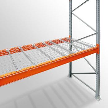 Zubehör ARTUS - Drahtgitterböden - für Fachbreite 2.700 mm - Regaltiefe 1.100 mm - Fachlast 2.250 kg