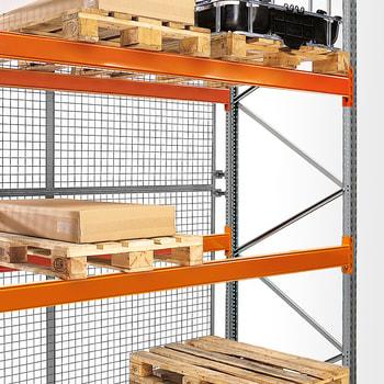 Zubehör ARTUS - Gitterrückwand - Gitterhöhe 1.500 mm
