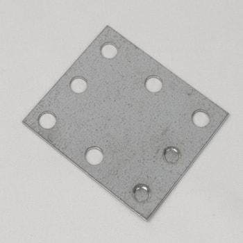 Zubehör ARTUS - Unterlegblech für 85er Profile - Stärke 3 mm