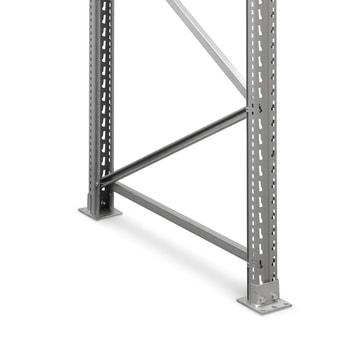 Zubehör ARTUS - Stützrahmen - Rahmen - Regalhöhe 4.500 mm - Regaltiefe 1.100 mm